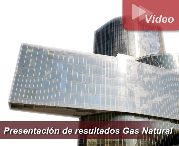 """""""La operación Gas Natural-Fenosa funciona según los plazos previstos y en Abril debería quedar liquidada"""""""
