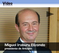 Entrevista al presidente de Azkoyen