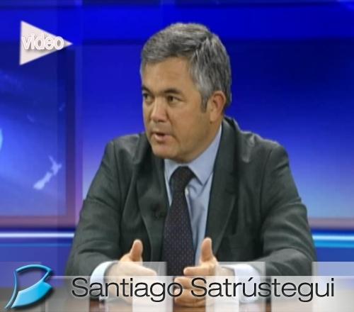 Santiago Satrústegui, vicepresidente de EFPA España