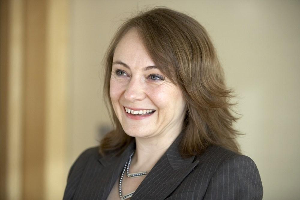 Virginie Maisonneuve, responsable de renta variable mundial de Schroders