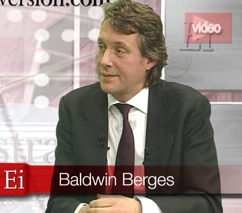 Baldwing Berges, director general Silk Invest