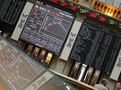 El Ibex 35 se desmarca de Europa y cierra en negativo