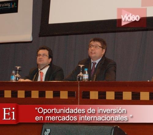 Oportunidades de inversión Mercados Internaciones
