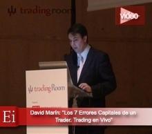 TRADING ROOM: errores capitales de un Trader y consejos para hacer Trading en vivo