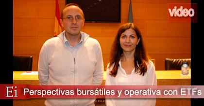 Perspectivas bursátiles y operativa con ETFs