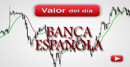 Trading en banca española