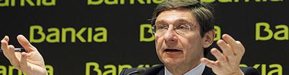 Bankia cerró el primer semestre con un beneficio de 556 millones, un 11,5% más