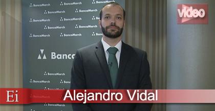 Estamos infraponderados en el sector financiero español y europeo
