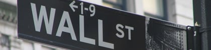 ¿SOS? Wall Street reduce el dinero destinado a recompras