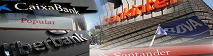 Bancos españoles: jugosas subidas desde mínimos de 2016... pero sin potencial a doce meses