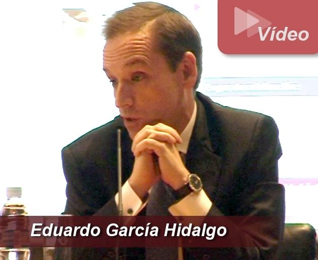 Eduardo García Hidalgo, dtor. área de gestión de RV del BBVA Asset Management