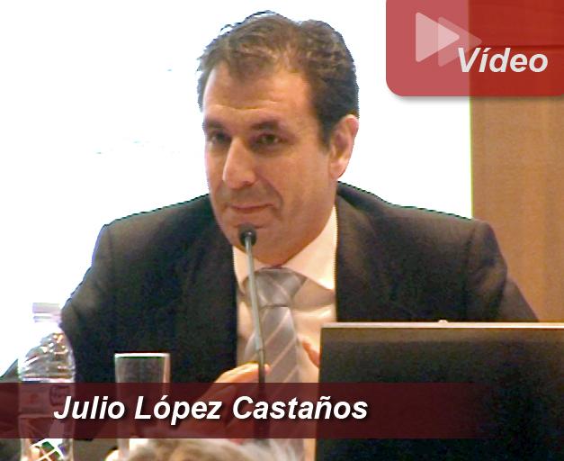 Julio López Castaños, vicepresidente ejecutivo de Avanzit