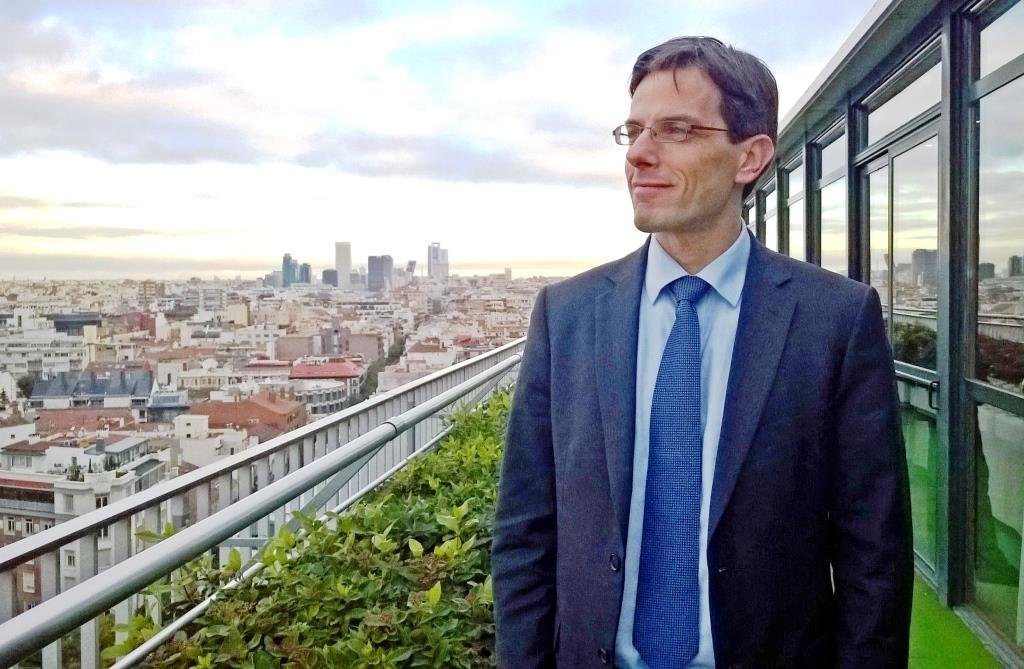 Luca Paolini, director de estrategia de Pictet AM