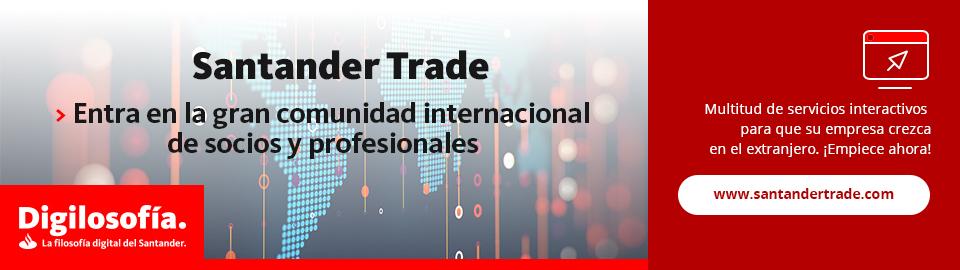 santander we.trade con blockchain