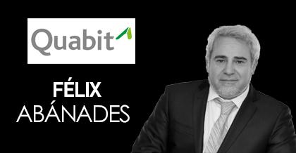 Félix Abánades, Presidente Quabit