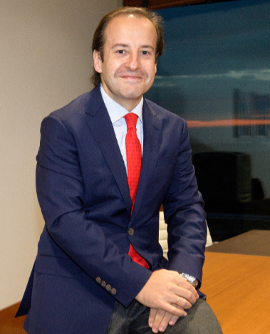 victor matarraz directo general de Wealth Management de Banco Santander