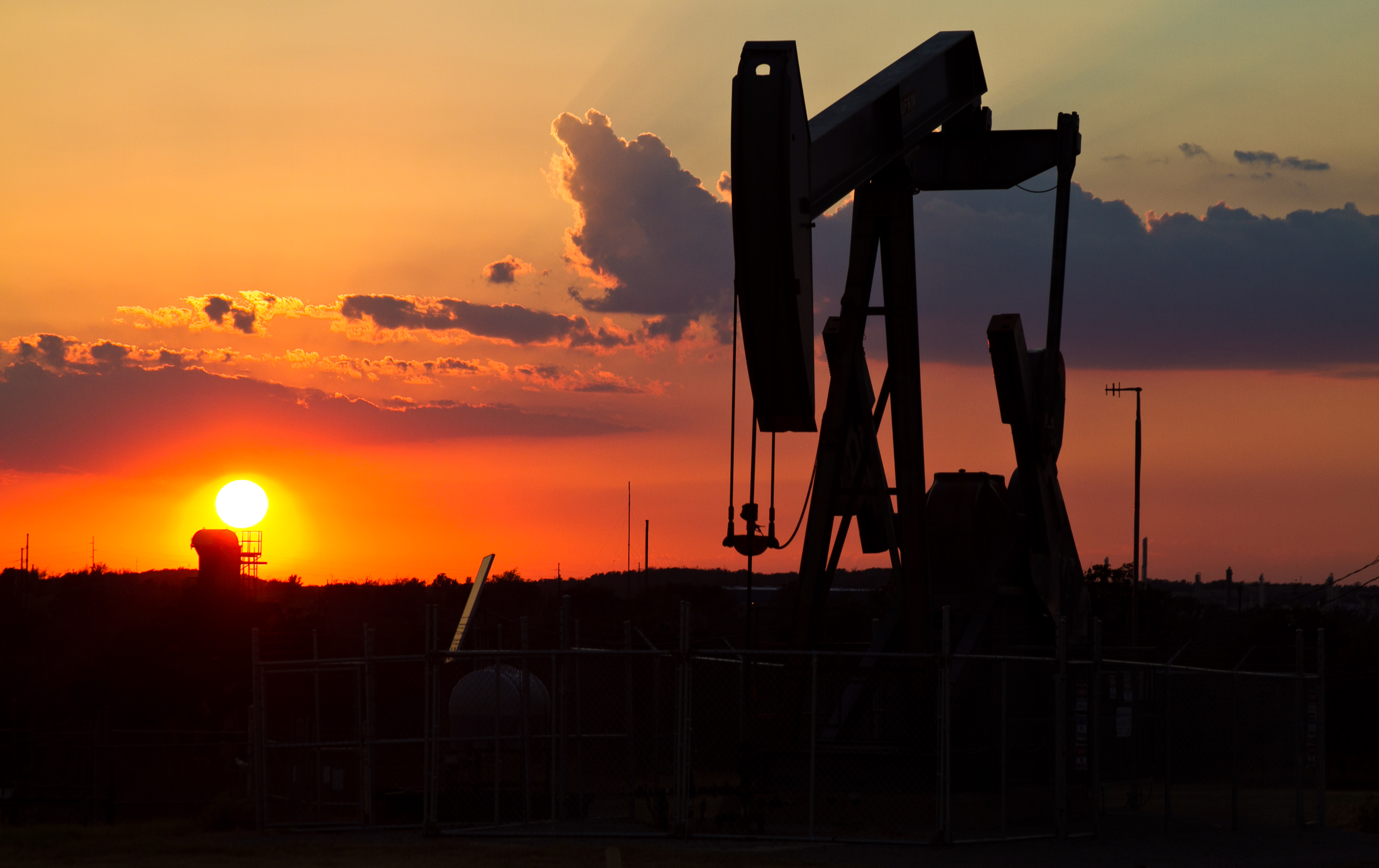 El precio del petróleo. La escasez amenaza volatilidad en 2019.