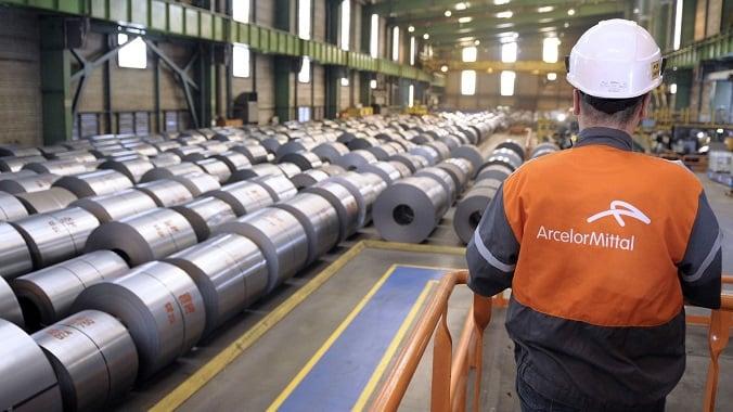 Análisis técnico de ArcelorMittal: atentos a la reconquista de los 12,35 euros