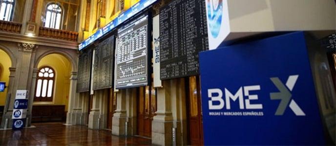 BME gana un 7% menos hasta junio y no abonará dividendo en 2020