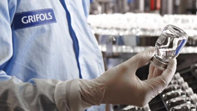 Resultados Ibex 35:Grifols reduce un 10% su beneficio neto en el primer semestre