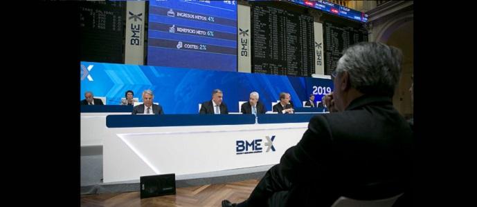 Hong Kong y Deutsche Börse estudian lanza una contraopa por BME