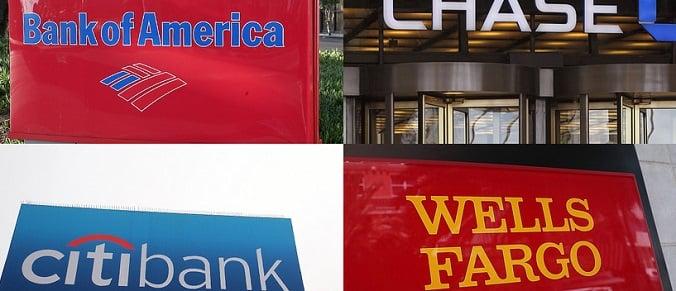 La banca y el petróleo tiñen de rojo Wall Street