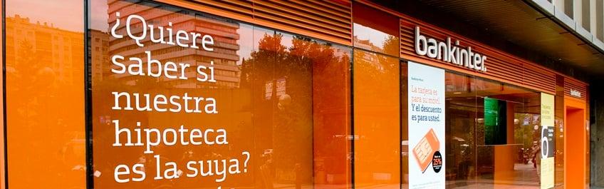 Análisis técnico de Bankinter: posible reconquista de los 5,64 euros