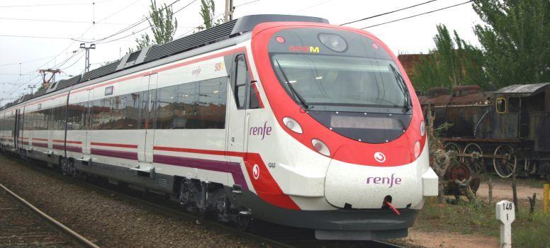 CAF logra un contrato de Renfe y sube un 5% en el mercado continuo