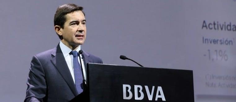 RBC le sube el precio objetivo a BBVA y le ve un potencial del 29% hasta los 6,2 euros
