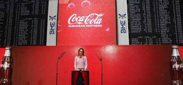 Coca-Cola gana 1.090 millones y repartirá  un dividendo de 1,24 euros por acción