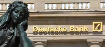 Deutsche Bank: importantes pérdidas financieras pero espectacular subida bursátil