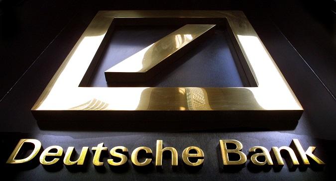 ¿Qué problemas tiene Deutsche Bank con los derivados?
