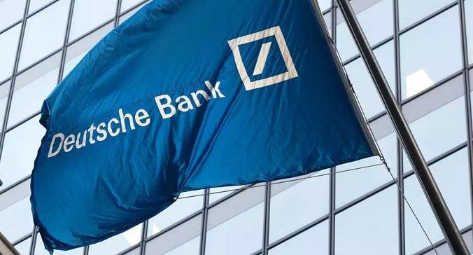 La bolsa hoy: Acciones de Deutsche Bank tras anunciar la reestructuración