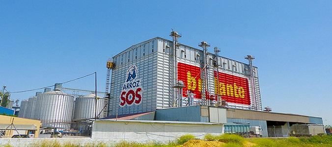 Las acciones de Ebro Foods suben casi un 14% en lo que va de 2019