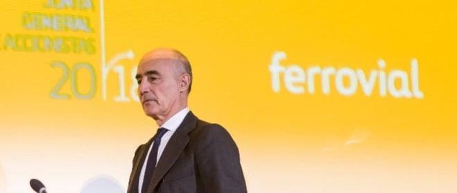 UBS y Barclays recortan el precio objetivo de Ferrovial que cae con fuerza