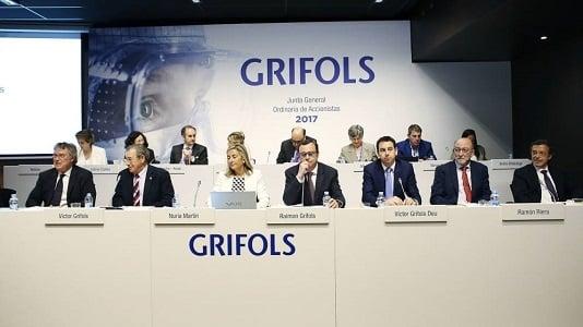 Citigroup da un potencial de Grifols cercano al 40% y recomienda comprar sus acciones