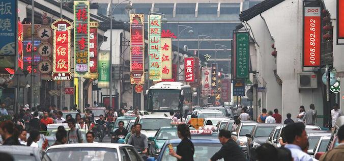 La bolsa china no remonta: confinamientos, riesgo de quiebra de Evergrande y división de Alipay