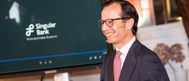 Singular Bank compra la sociedad de valores española MG