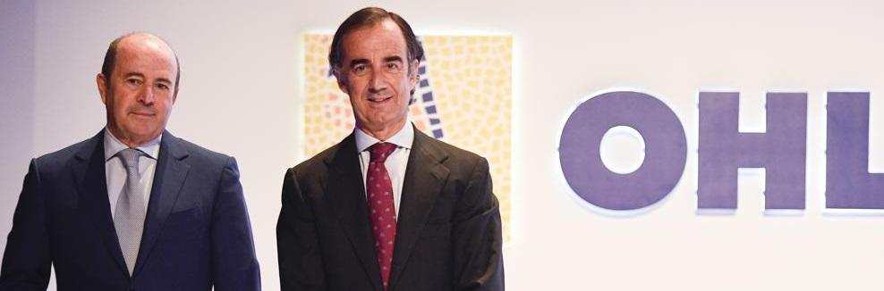 OHL acuerda ampliar al 4 de diciembre el vencimiento de la deuda de Pacadar y Villar Mir