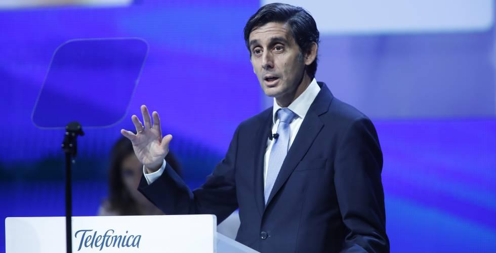 Telefónica pone fin a su rally en el Ibex 35 tras las cuentas de Orange y el informe de Moody's