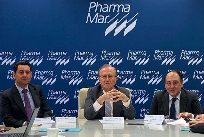recompra de acciones de pharmamar