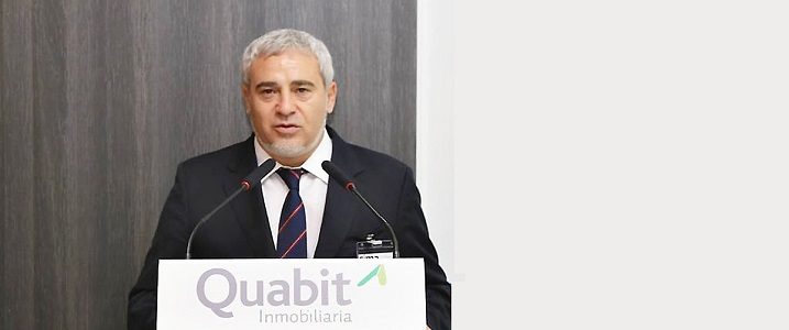 ampliacion de de capital de quabit inmobiliaria