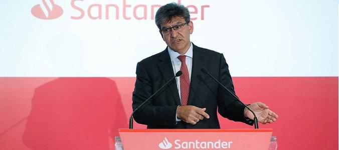 Banco Santander rebota en bolsa y Bankinter consolida posiciones