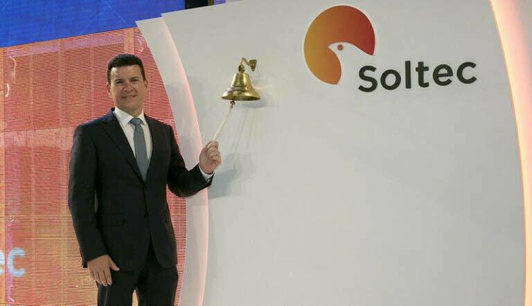 Soltec Power Holdings firma con Acciona Energía un acuerdo marco en España