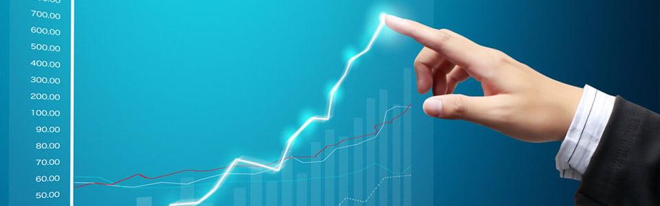 tres valores que suben más de un 100% en bolsa