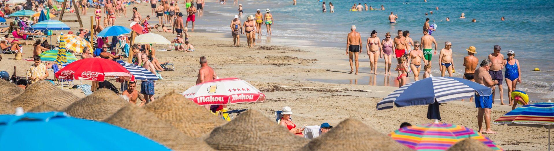 El sector turismo pierde en España 43.460 millones de euros y la destrucción de un millón de empleos