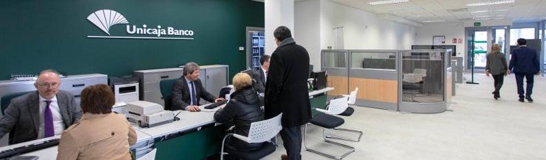 """""""El mercado confía en Unicaja Banco por su solidez financiera"""""""