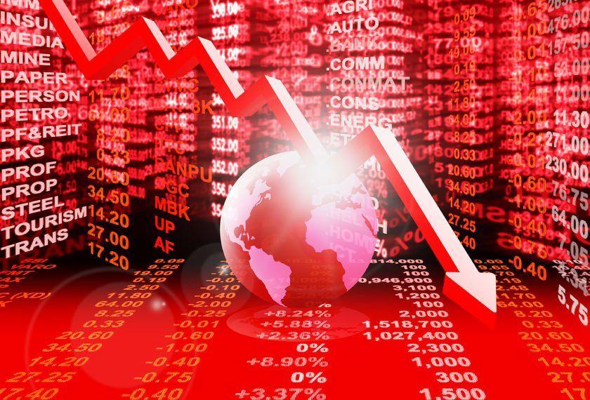 Ibex 35: continúan las caídas en las Bolsas mundiales