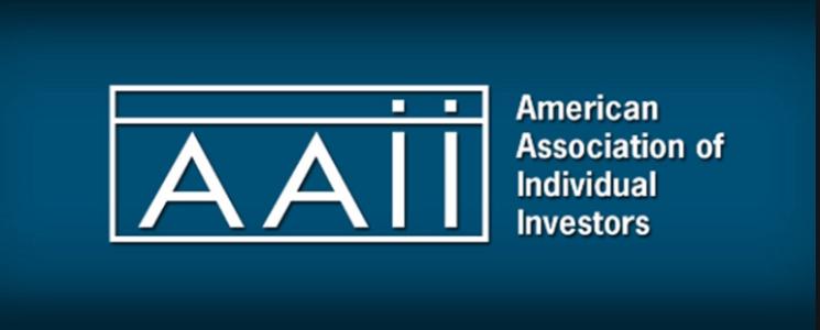 AAII: Encuesta semanal de la asociación de inversores individuales