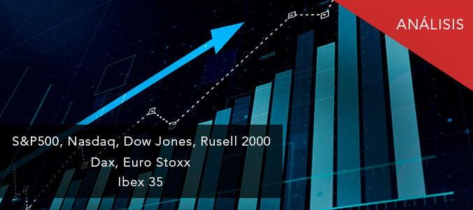 S & P500, Nasdaq, Euro Stoxx, Ibex 35: Stock markets rebound from scare